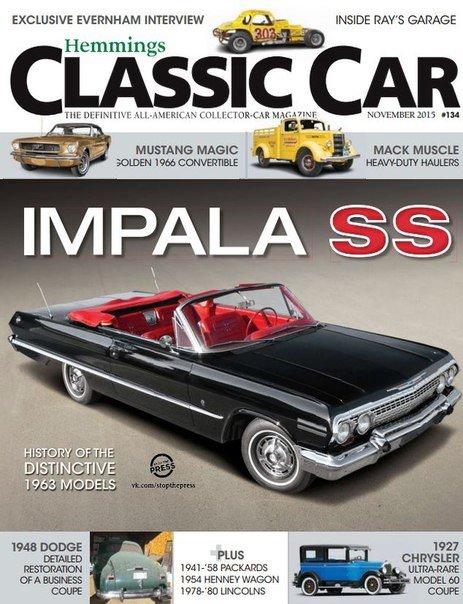 Download Hemmings Classic Car - November 2015