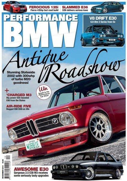 Download Performance BMW - December 2014