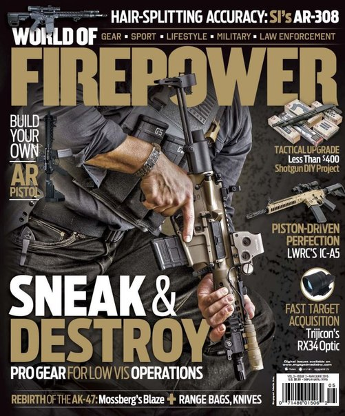 Download World of Firepower - June 2015