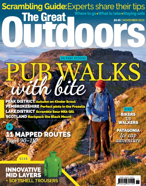 Download The Great Outdoors - November 2015
