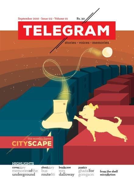 Download Telegram Magazine - September 2016