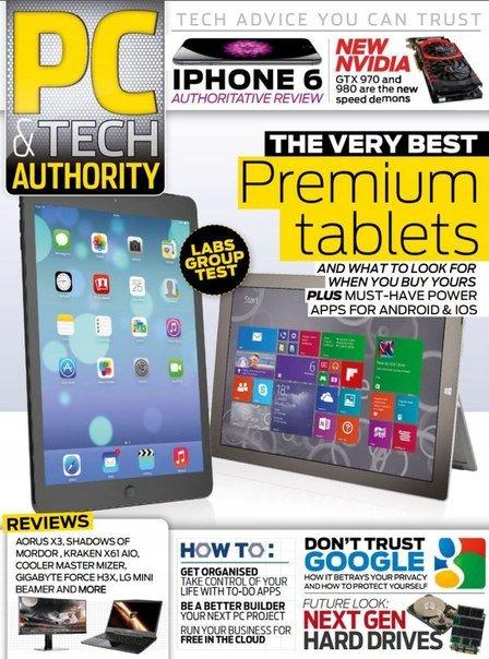 Download PC & Tech Authority - December 2014 AU vk