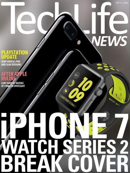 Techlife News – September 11 2016