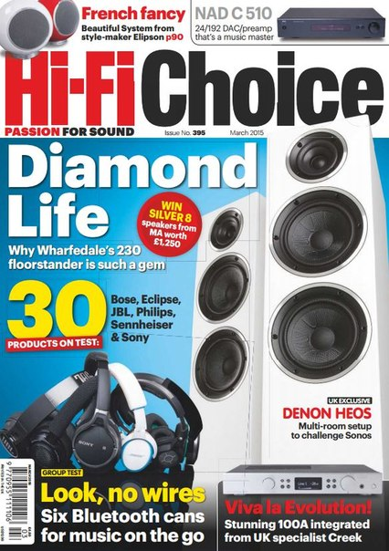 Download Hi-Fi Choice - March 2015