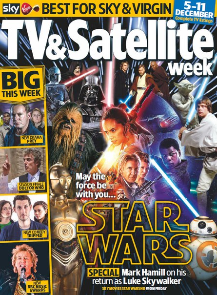 Download TV & Satellite Week - December 5, 2015