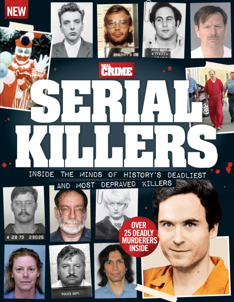 Download Real Crime Book of Serial Killers