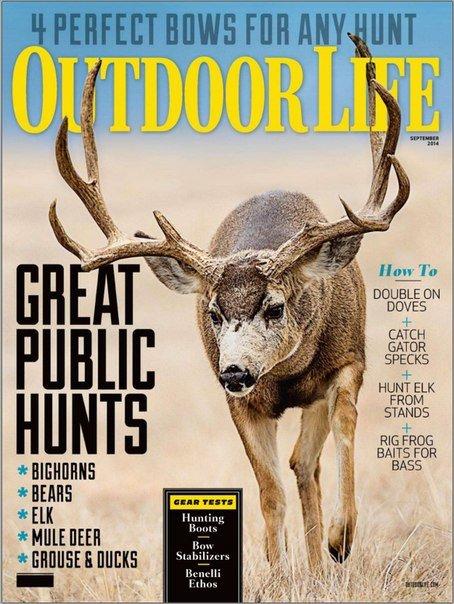 Download Outdoor Life September 2014
