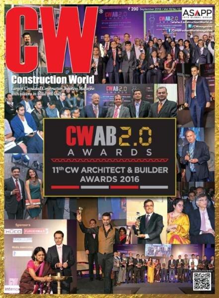 Download Construction World - September 2016
