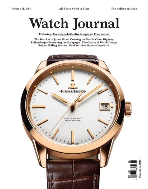 Download Watch Journal - December 2015