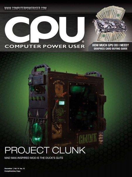 Download Computer Power User - December 2014
