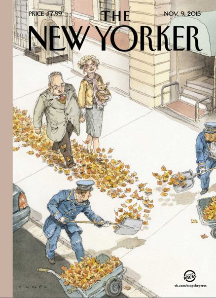 Download The New Yorker - November 9, 2015