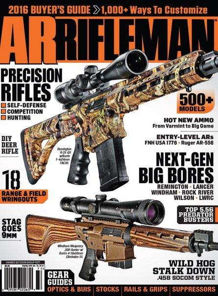 Download AR Rifleman - January 2016
