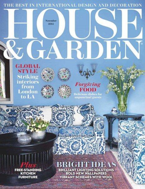 House Garden November 2015 Uk Pdf Download Free