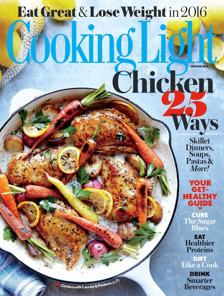 Download Cooking Light - February 2016