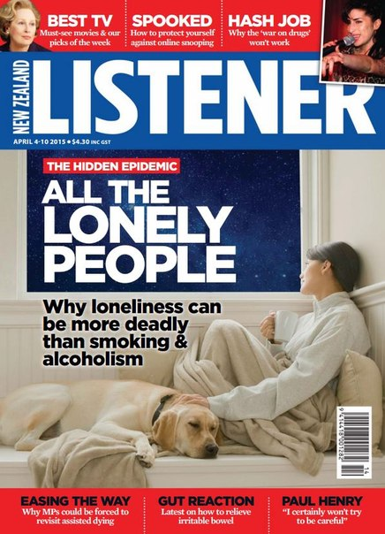 Download New Zealand Listener - April 4, 2015