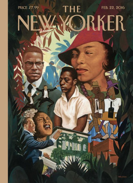 Download The New Yorker - 22 February 2016