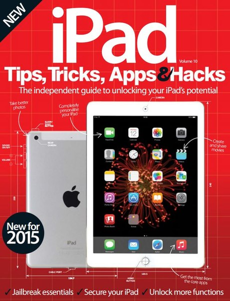 Download iPad Tips Tricks Apps & Hacks Vol 10 RE - 2