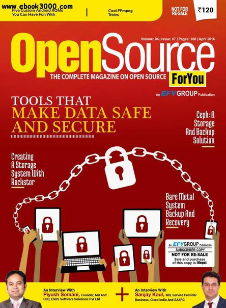 Download Open Source For You - April 2016