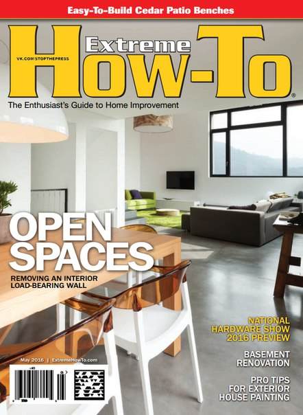 Download Extreme How-To - May 2016