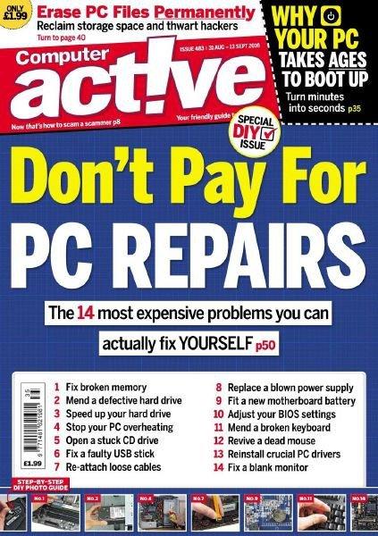 Download Computeractive 31 August-13 September 2016