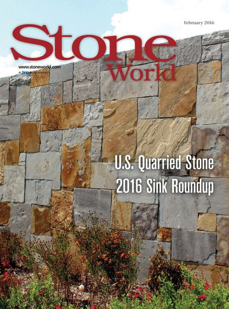 Stone World February 2016 PDF download free