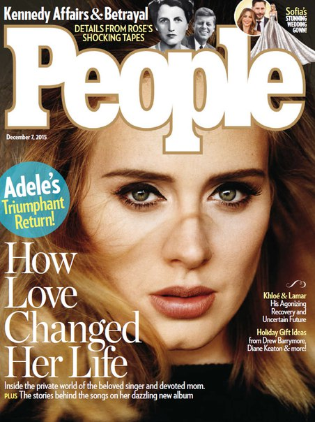 Download People Magazine - December 7, 2015