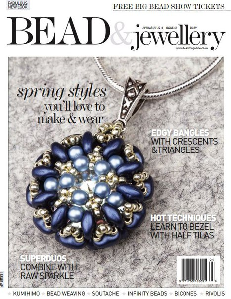Download Bead Magazine - April-May 2016