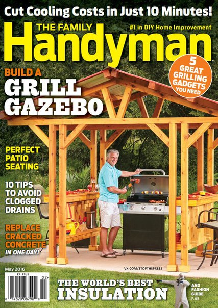 Download Family Handyman - May 2016