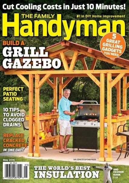 Download Family Handyman - May 2016