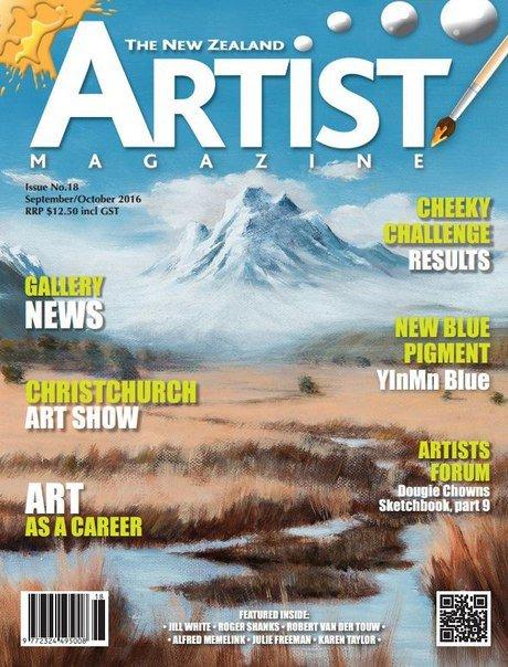 Download The New Zealand Artist - September-October 2016