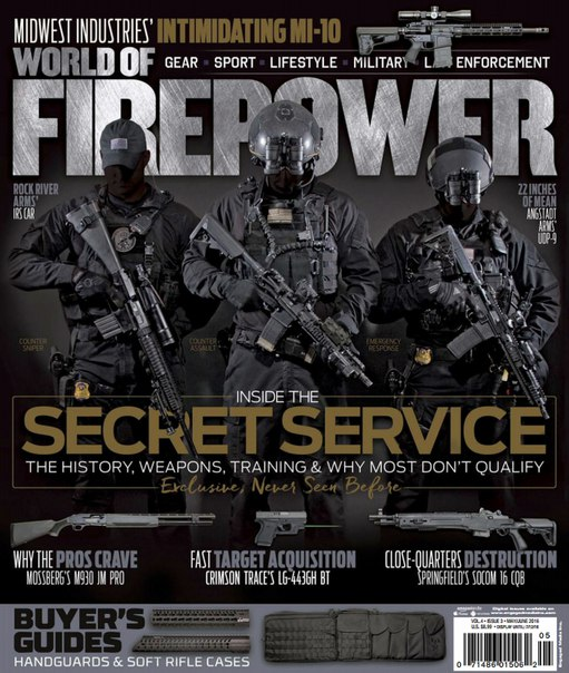 Download World of Firepower - May-June 2016