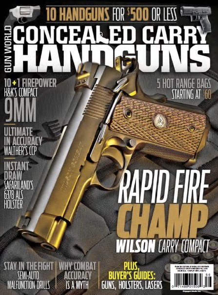 Download Conceal Carry Handguns - Fall 2015