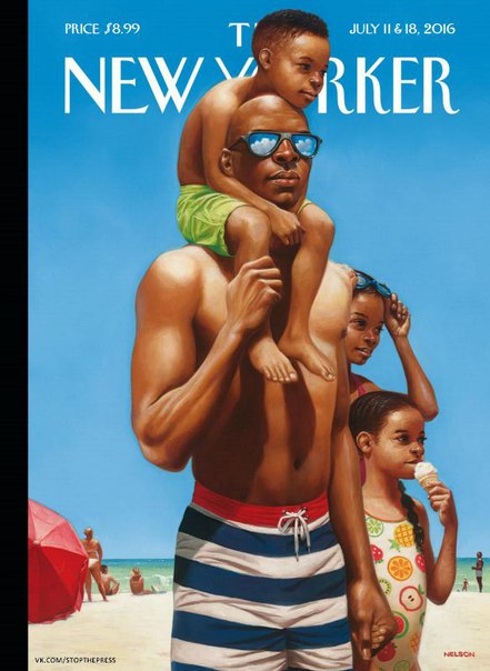 Download The New Yorker July 11 2016