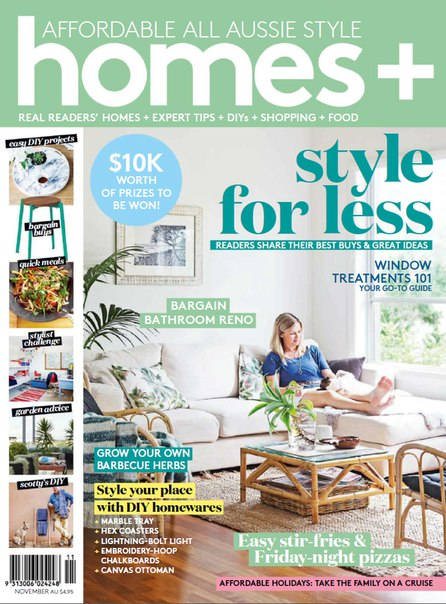 Download Homes + - November 2015