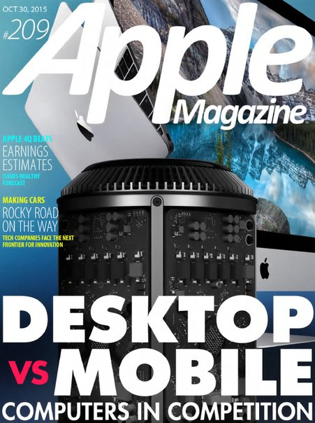 Download AppleMagazine - October 30, 2015