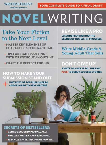 Download Writer s Yearbook presents - Novel Writing 2016