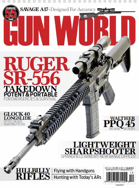 Download Gun World - December 2015