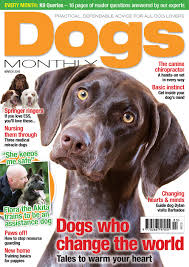Dogs Monthly – March 2016