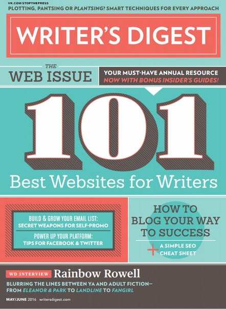 Download Writer Digest May June 2016