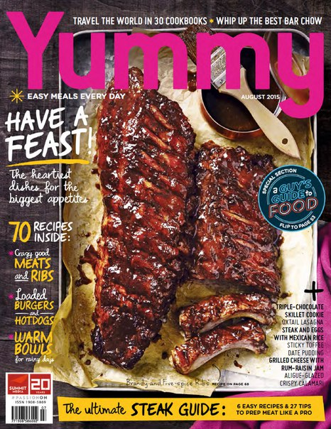 Download Yummy - August 2015 PH