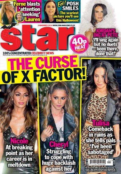 Download Star Magazine - November 3, 2014