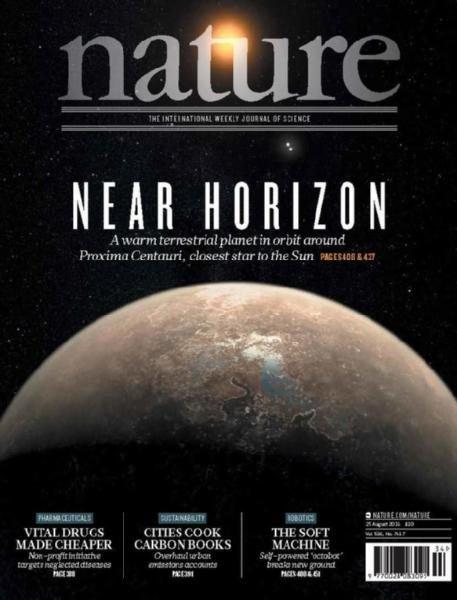 Download Nаturе Mаgаzinе - 25 August 2016