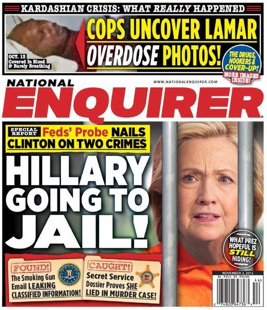 Download National Enquirer - November 2, 2015