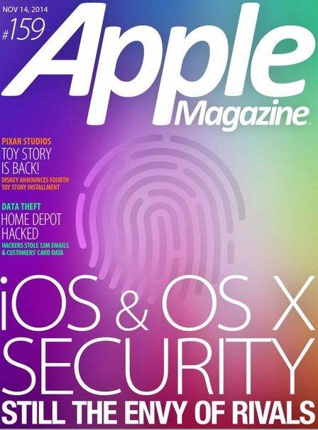 Download AppleMagazine - November 14 2014