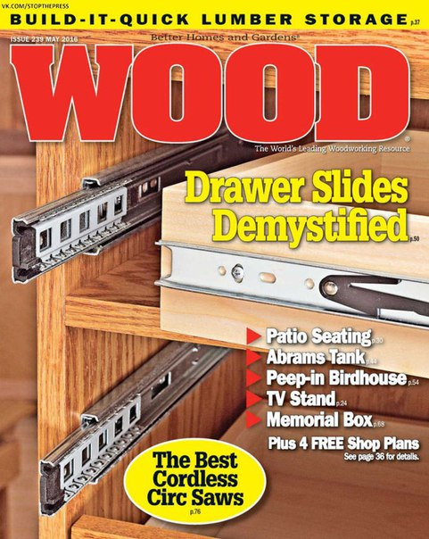 Download WOOD - May 2016