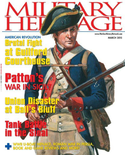 Download Military Heritage 2015-03