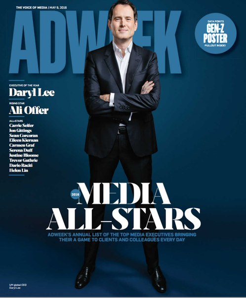 Download Adweek - May 9, 2016