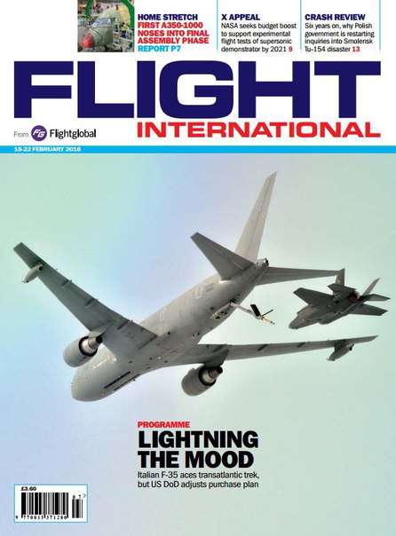 Download Flight International - February 16, 2016