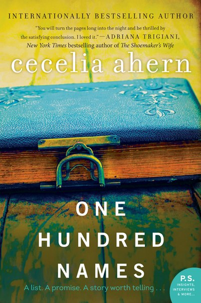 Download CECILIA AHERN - One Hundred Names Internationally