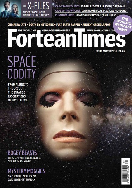 Download Fortean Times - March 2016